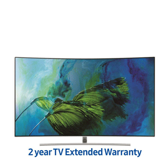 2 Year Care Pack for QLED TV (Size: 80 & above)