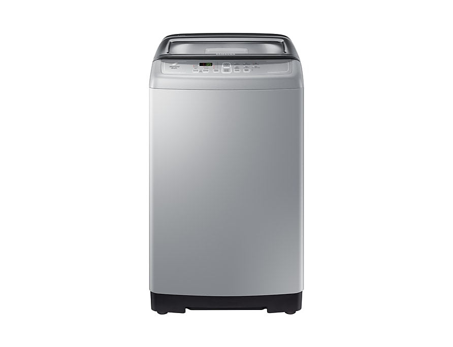 6.5 kg Fully Automatic Top Load Washing Machine (WA65M4100HV/TL, Silver)