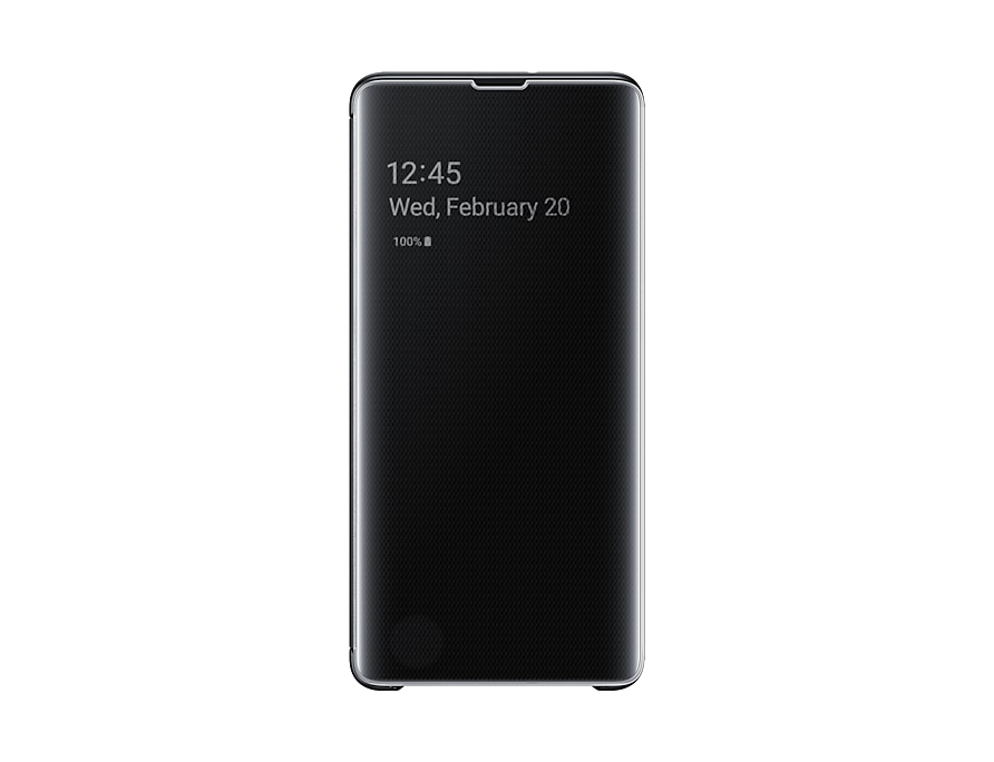 Galaxy S10+ Clear View Cover