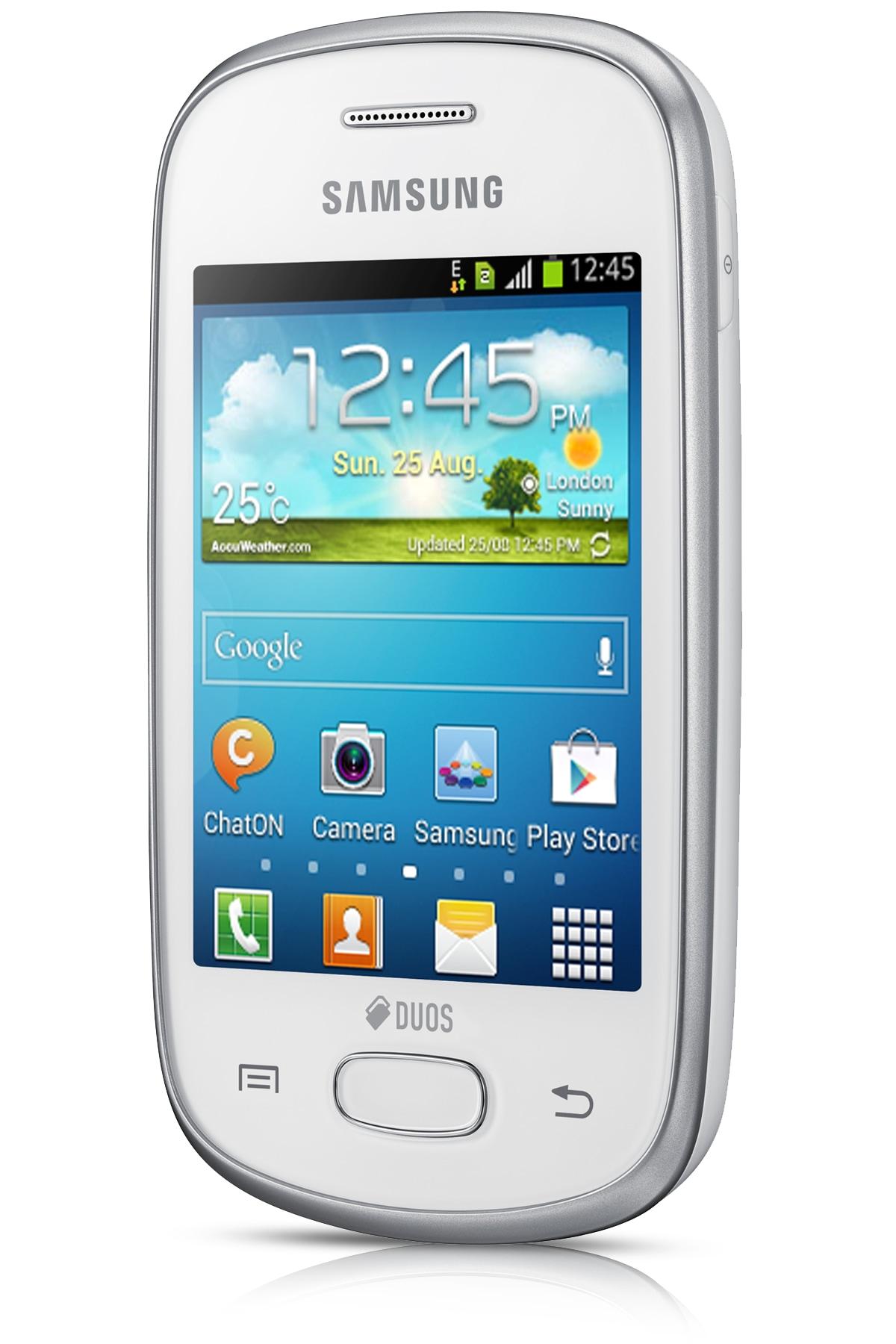 Samsung Galaxy Star Android Phone