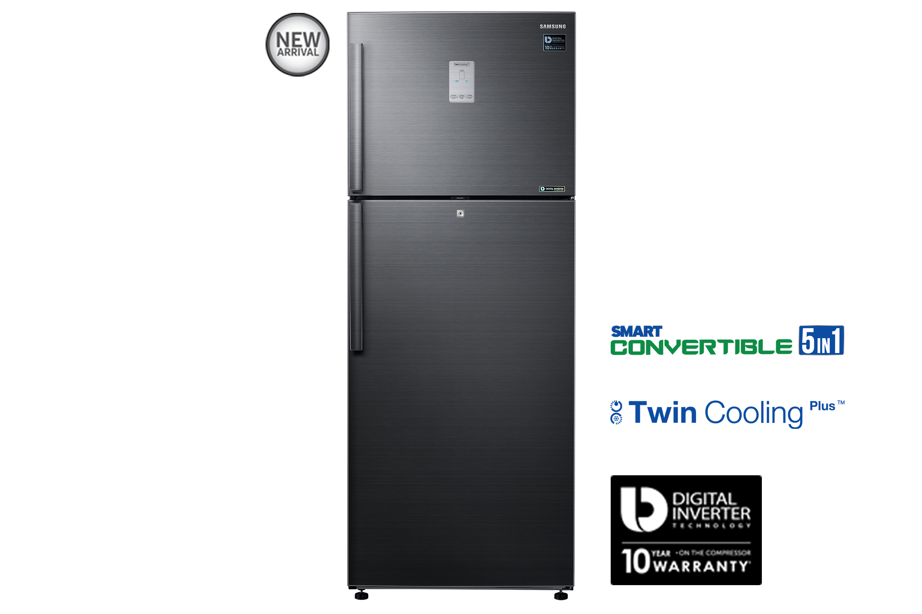 Samsung Refrigerator RT49K6338BS/TL - Price, Reviews & Specs