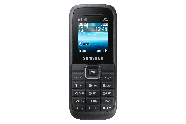 Samsung Guru FM Plus Black - Price, Reviews & Specs