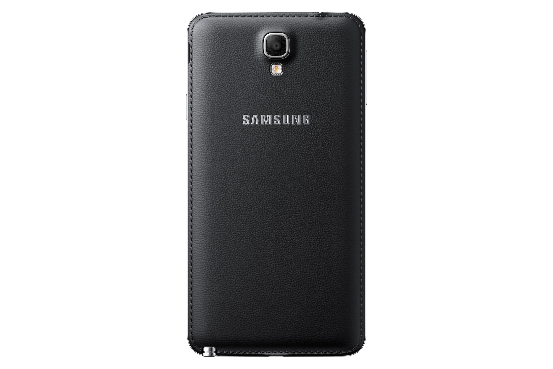SM-N750 back black