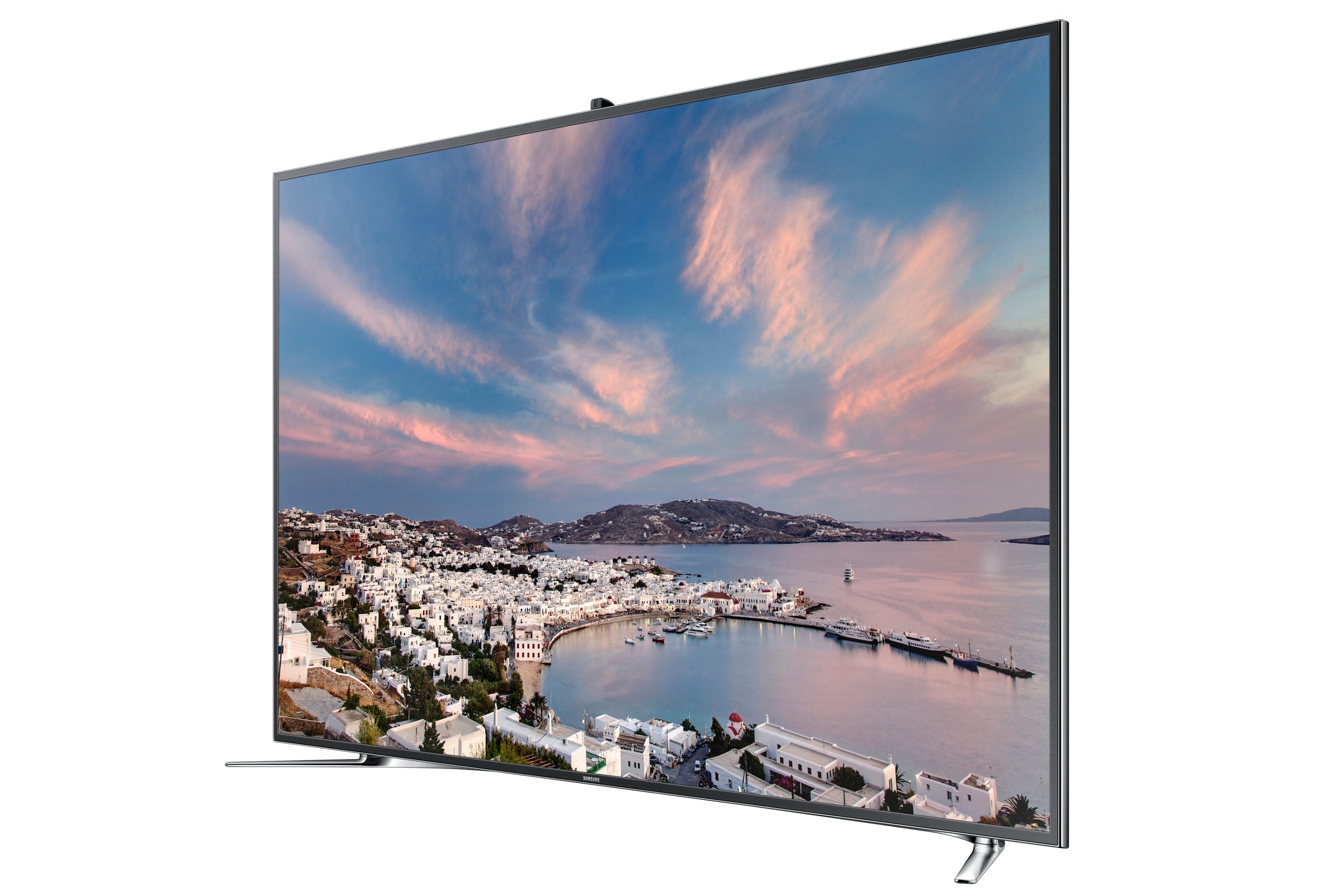 139.7cm (55) F9000 Smart Interaction with Quad Core & Smart Evolution 3D Ultra HD LED TV