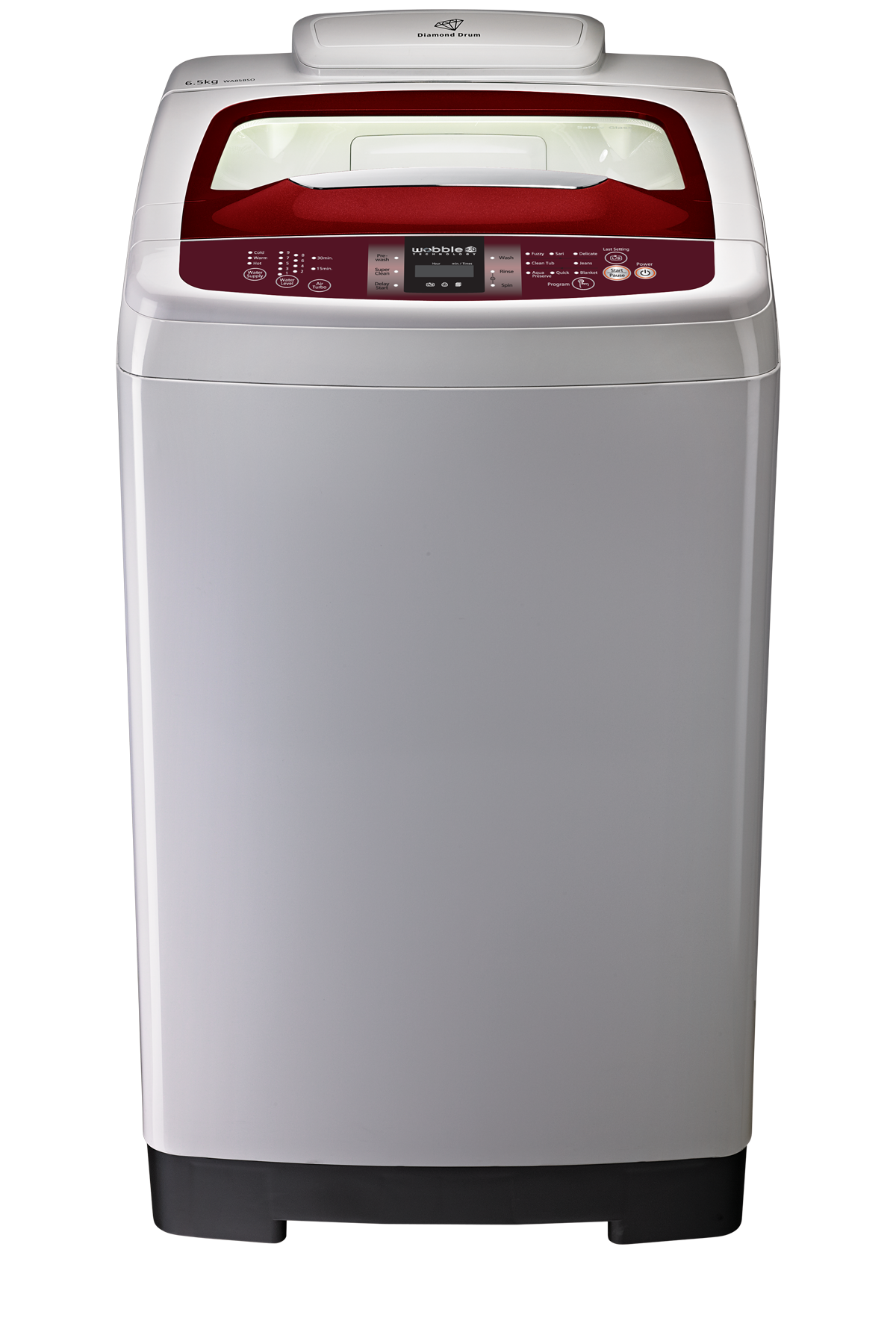 samsung top loader washing machine manual