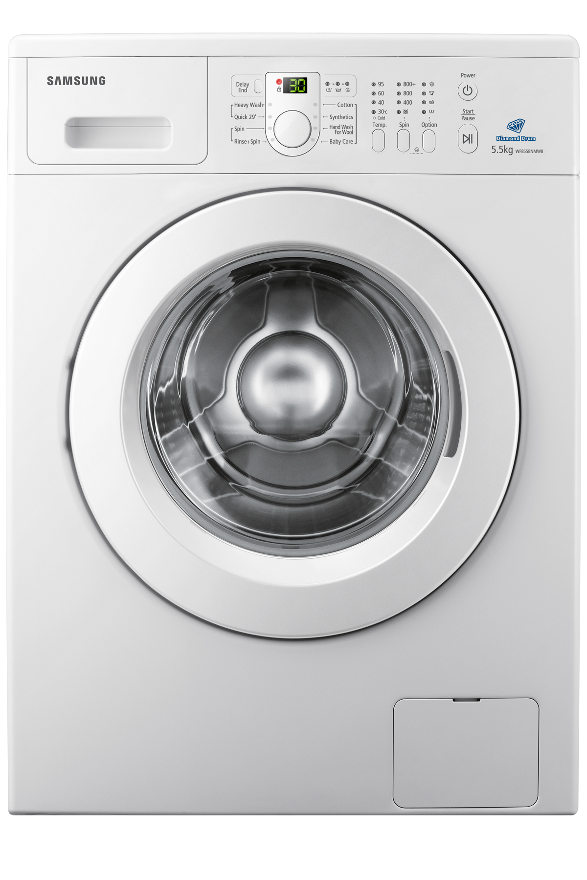 samsung washing machine manual