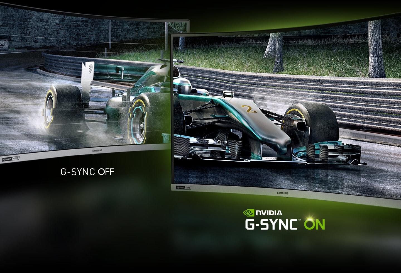 آماده برای G-Sync