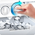 یخساز چرخشی