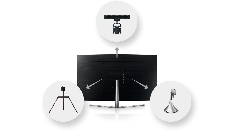 راز طراحی 360 درجه در پشت تلویزیون نهفته است