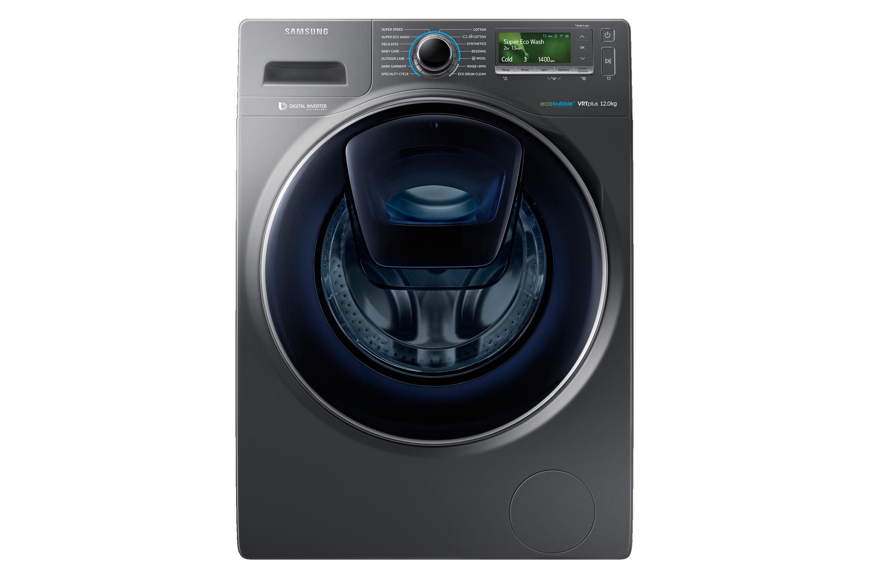 ماشین لباسشویی درب از جلو H147I ، با قابلیت 12 ،Addwash کیلوگرمی