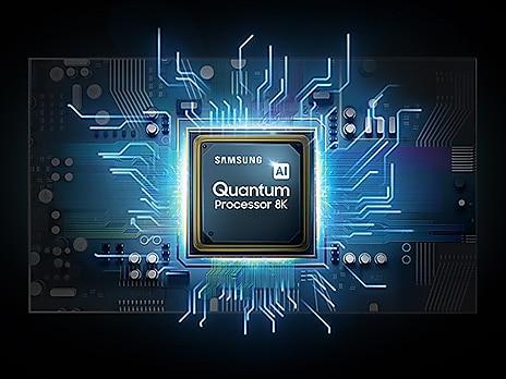 Processore Quantum 8K