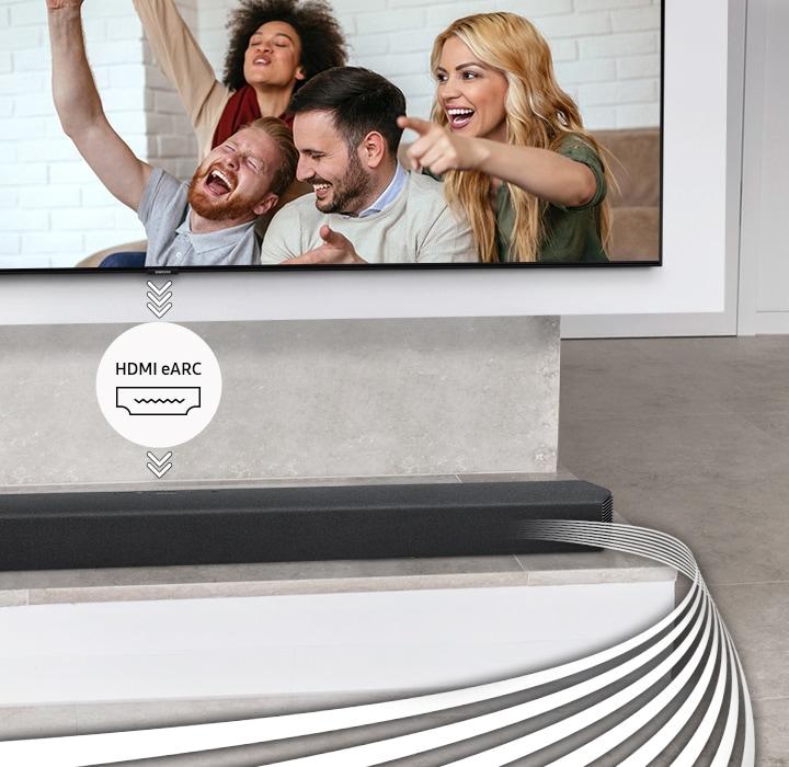 HDMI eARC