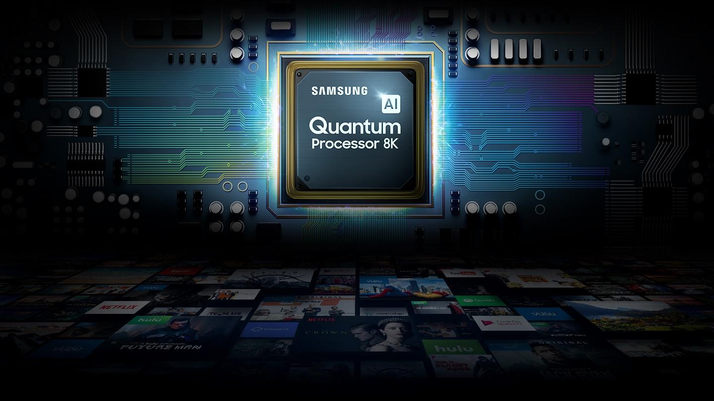 Alla base di tutto, un processore straordinario