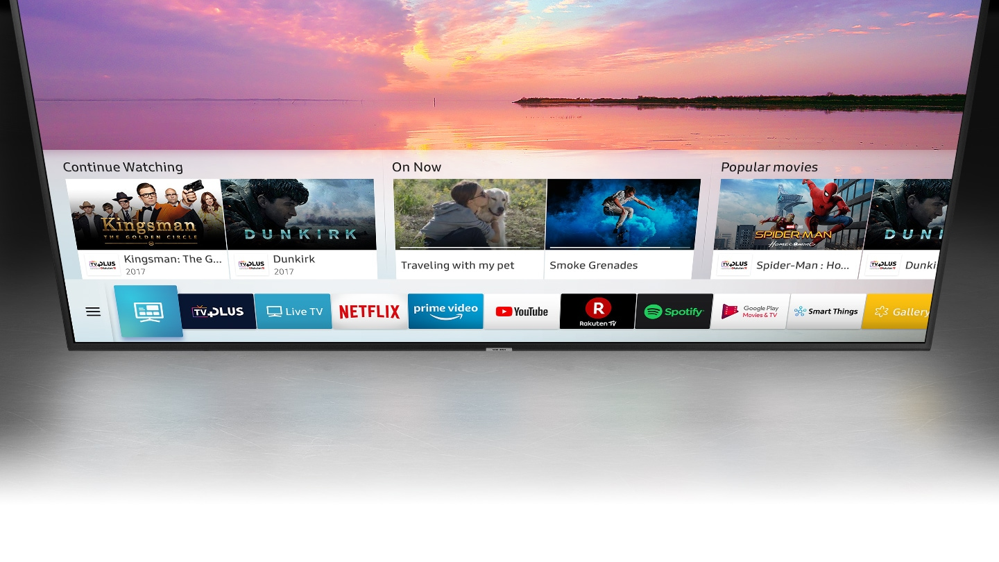 Soluzioni intelligenti per lo smart TV