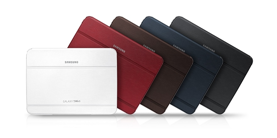 "Use a case designed specifically for the Galaxy Tab 3 (10.1"")"