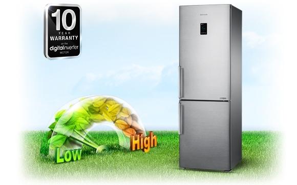 Risparmia energia e riduci il rumore, con una garanzia di 10 anni
