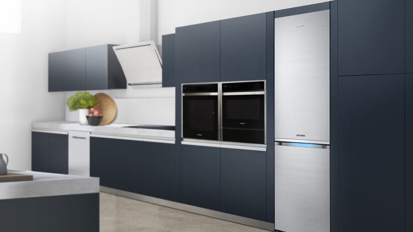 Combinato Kitchen Fit RB36J8799S4 | SAMSUNG Italia