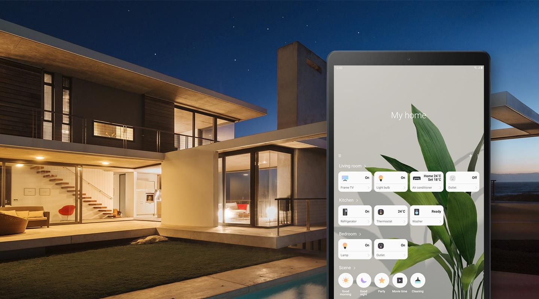 Un'unica interfaccia per gestire i tuoi dispositivi connessi