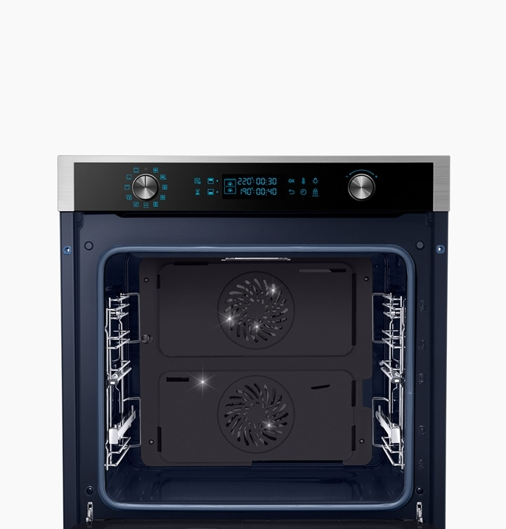 Forno Dual Cook NV75J5540RS | Samsung IT