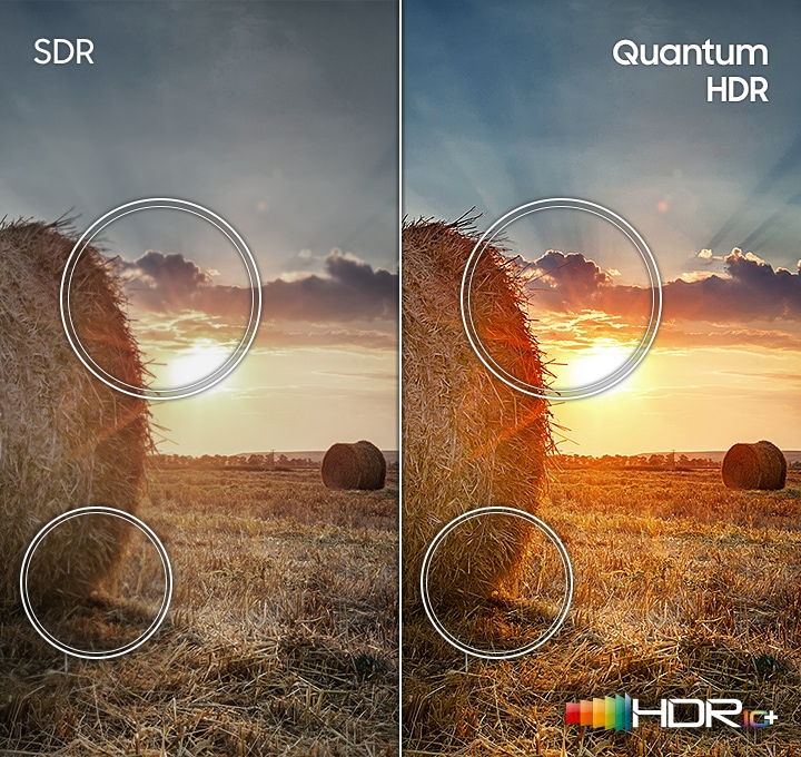 tecnologia Quantum HDR