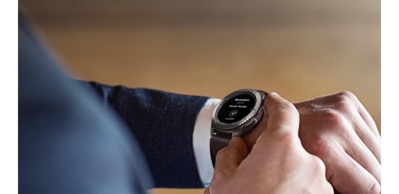 Samsung Gear S3 Frontier per il tuo Business