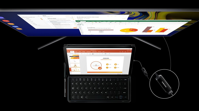 Samsung DeX, l'evoluzione della produttività