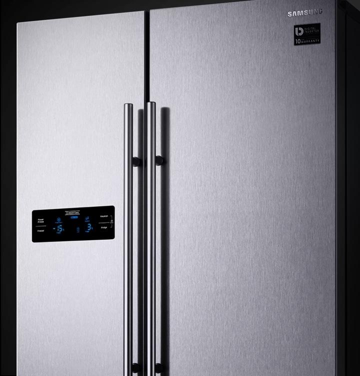 Tolle Side By Side Kühlschränke Fotos - Die Küchenideen - greecoin ...
