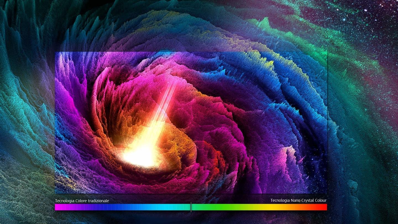 Innovazione per i colori delle tue emozioni