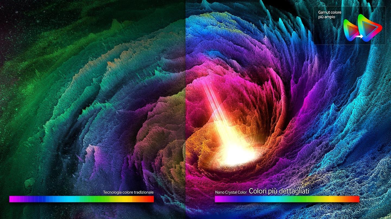 Nano Crystal Color