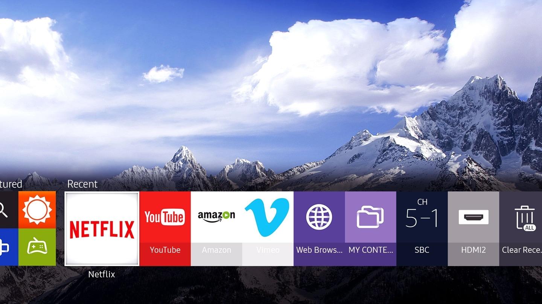 Un TV più Smart che ti guida immediatamente ai contenuti che stai cercando