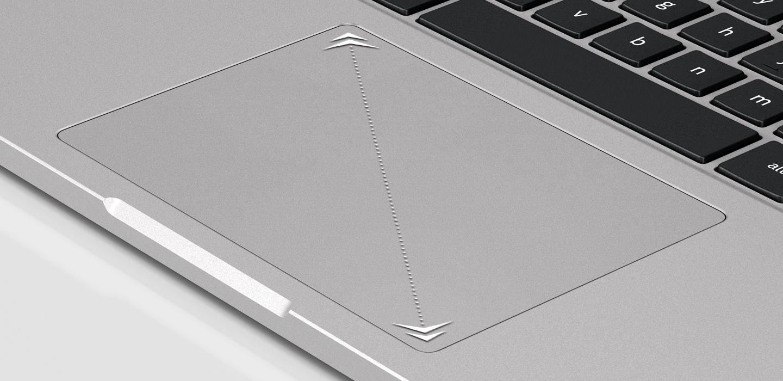 Ampio touchpad