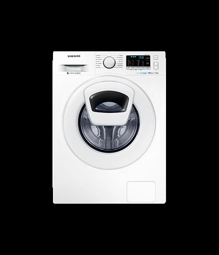 Lavatrice addwash slim ww70k5210xw samsung italia for Peso lavatrice