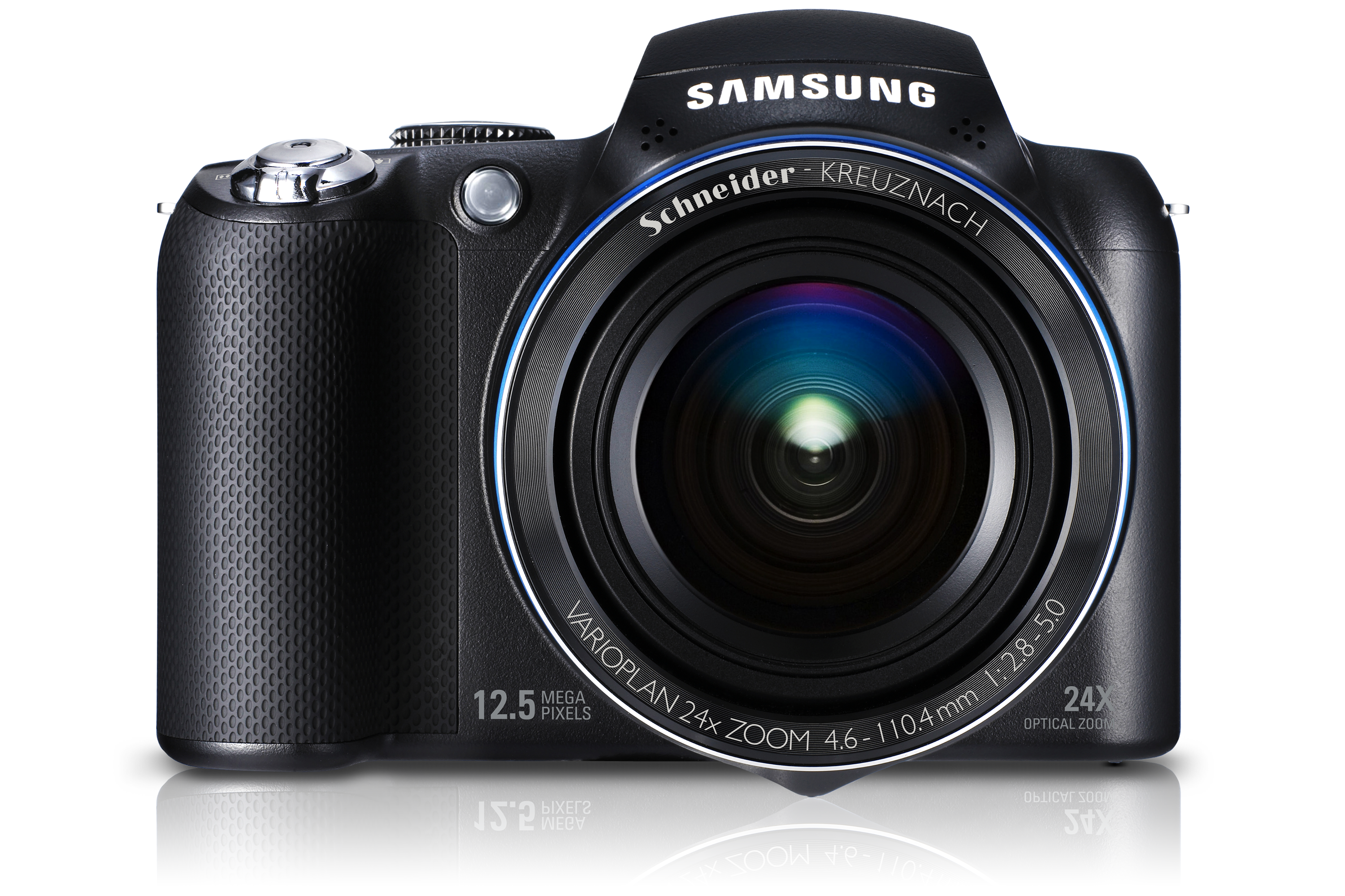 SAMSUNG WB5000 Vista frontale