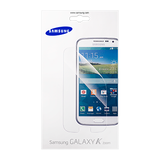 ET-FC115C GALAXY K Zoom Screen Protector