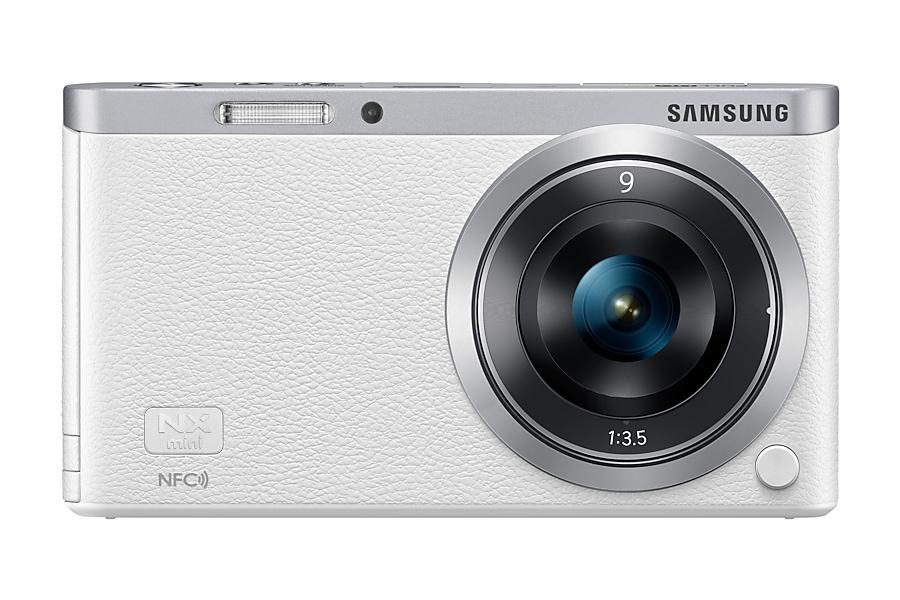 NXF1 Vista frontale Bianco