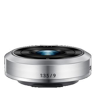 YN9ZZZZA Obiettivo a lunghezza focale fissa da 9 mm