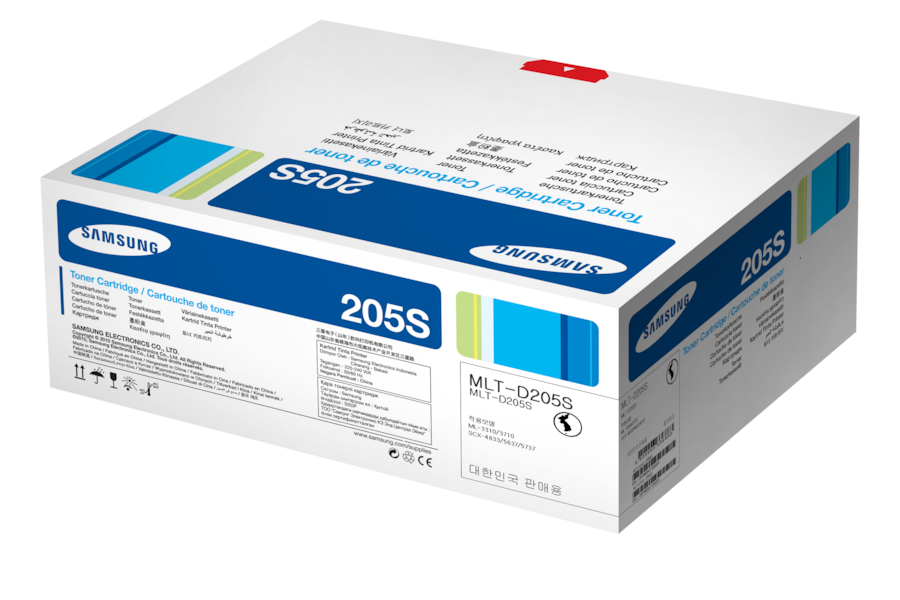 MLT-D205S  Black Toner (2,000 pages) D205S Dynamic