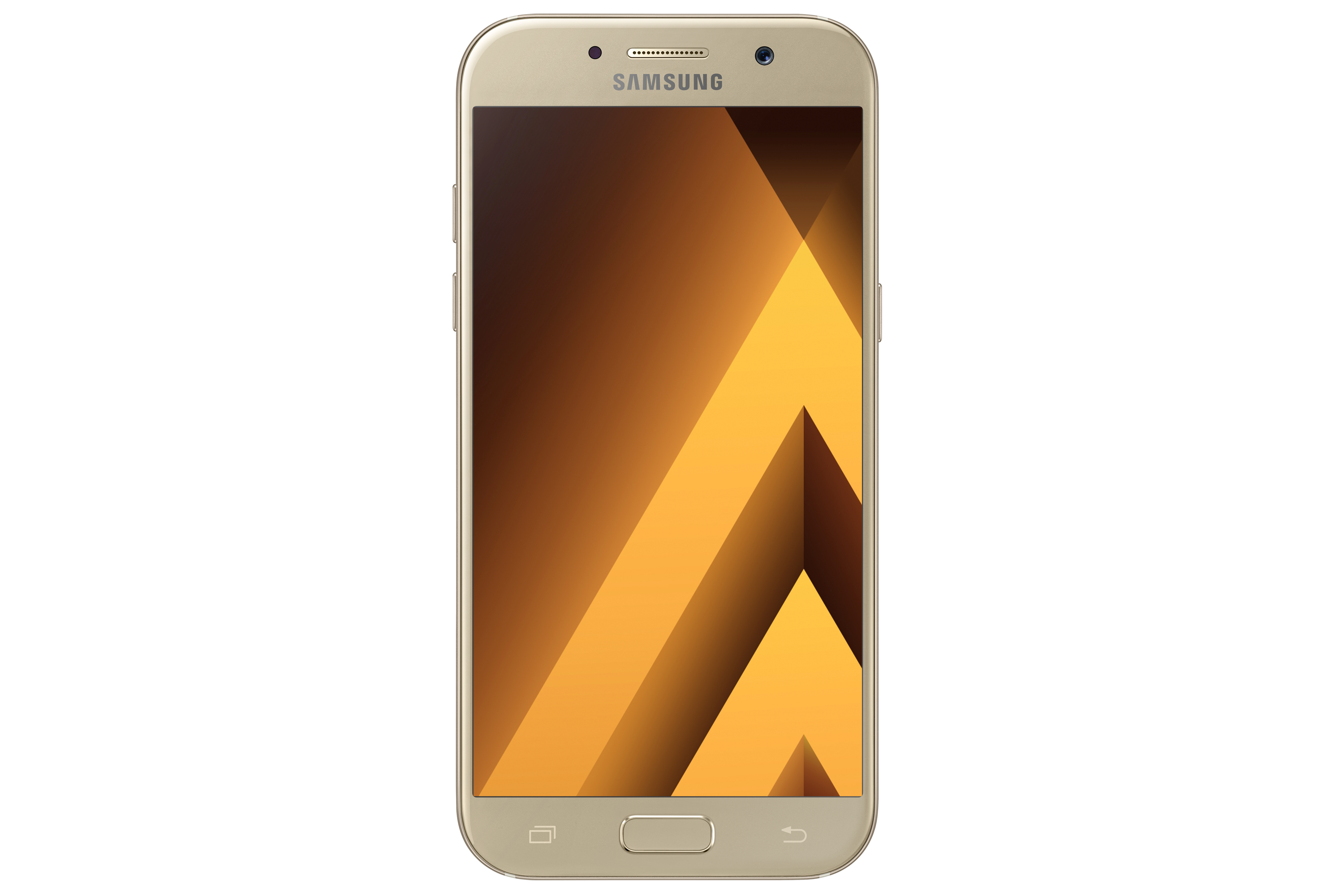 SM-A520F Front gold
