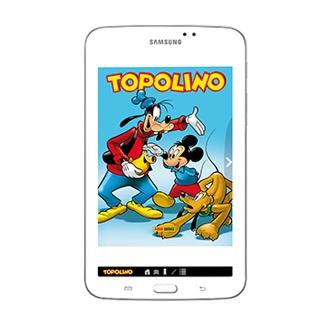 Galaxy Tab 3  con la magia dei contenuti Disney�