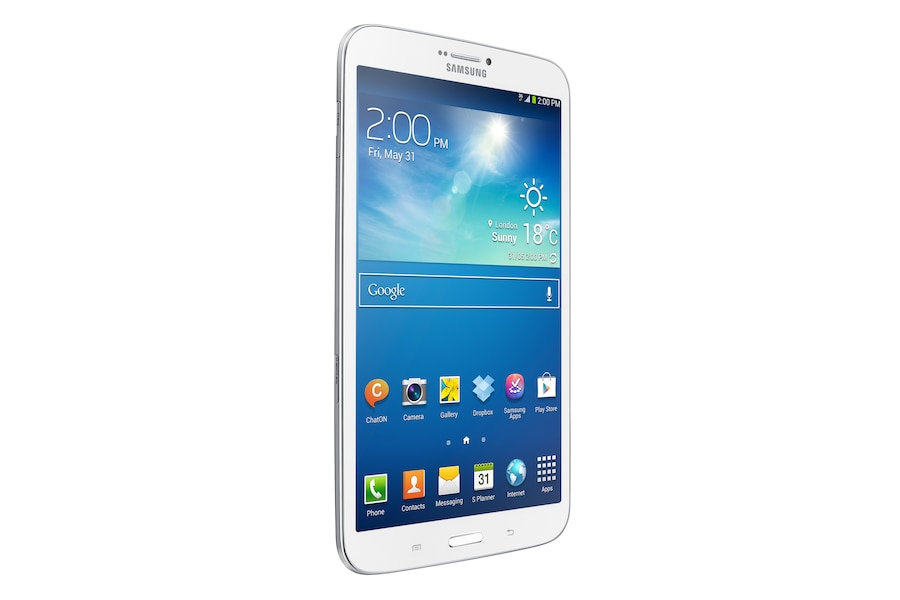 Galaxy Tab 3 (8.0, 3G) T311 Light Perspective white