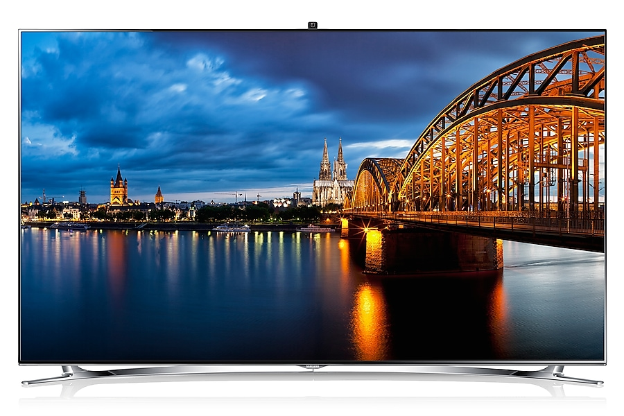 SMART TV 40 F8000 3D Full HD LED