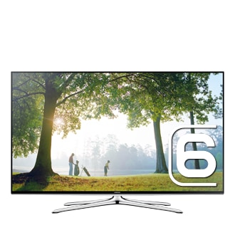 TV 40 Full HD Flat Smart H6400 Serie 6
