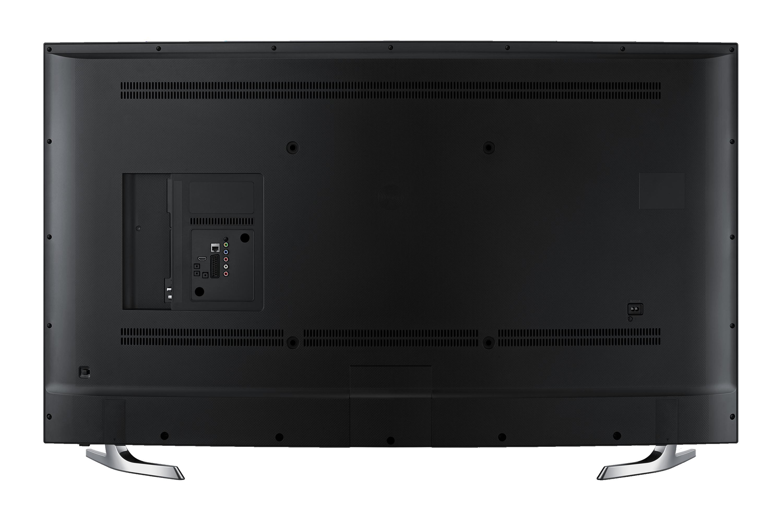 UE55HU7100D Back black