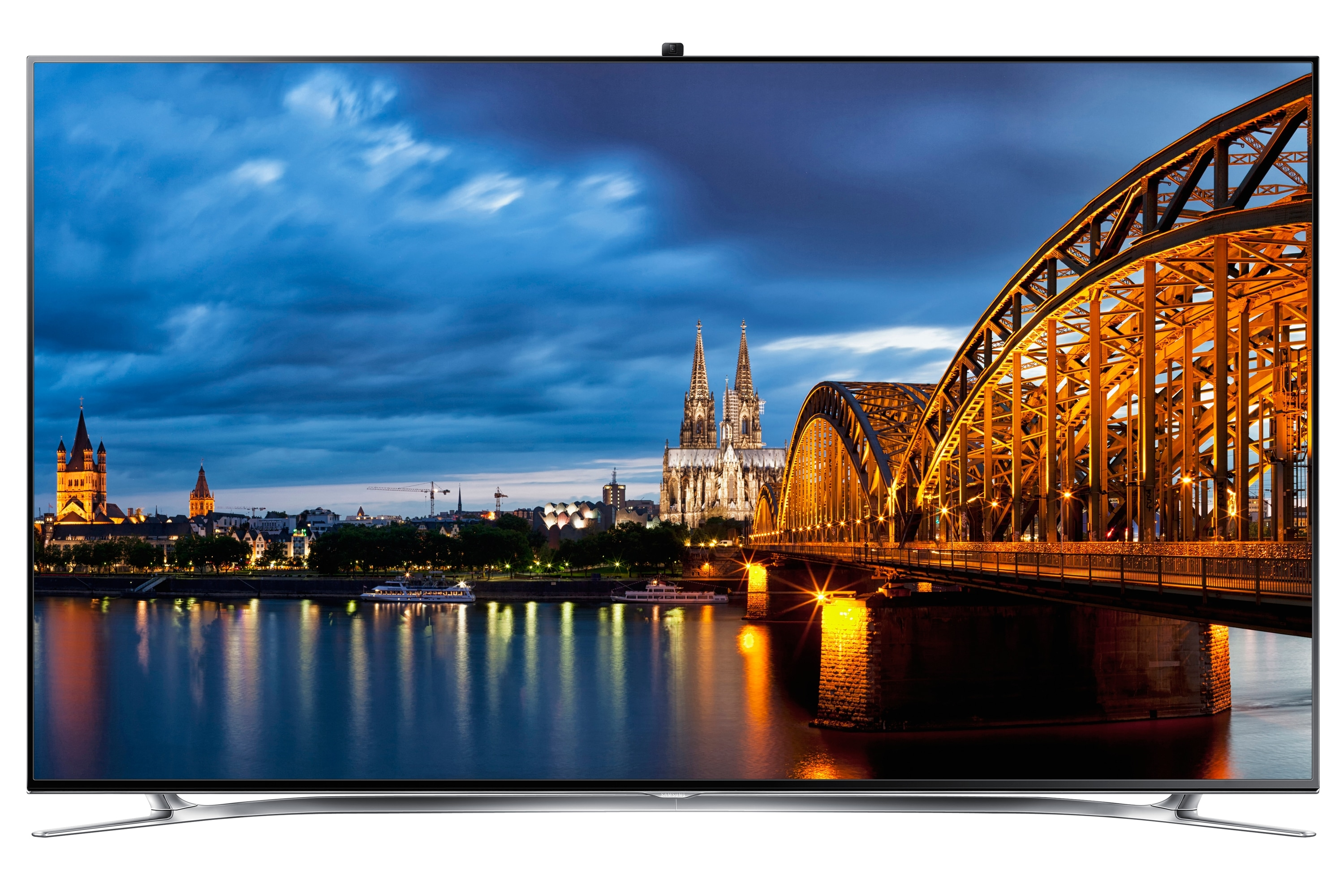 SMART TV 75 F8000 3D Full HD LED