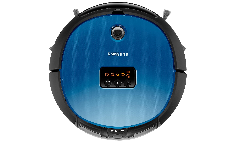 SR8730 Vista Frontale Blu