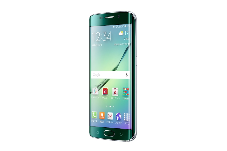 SM-G925D R Front 30 Green