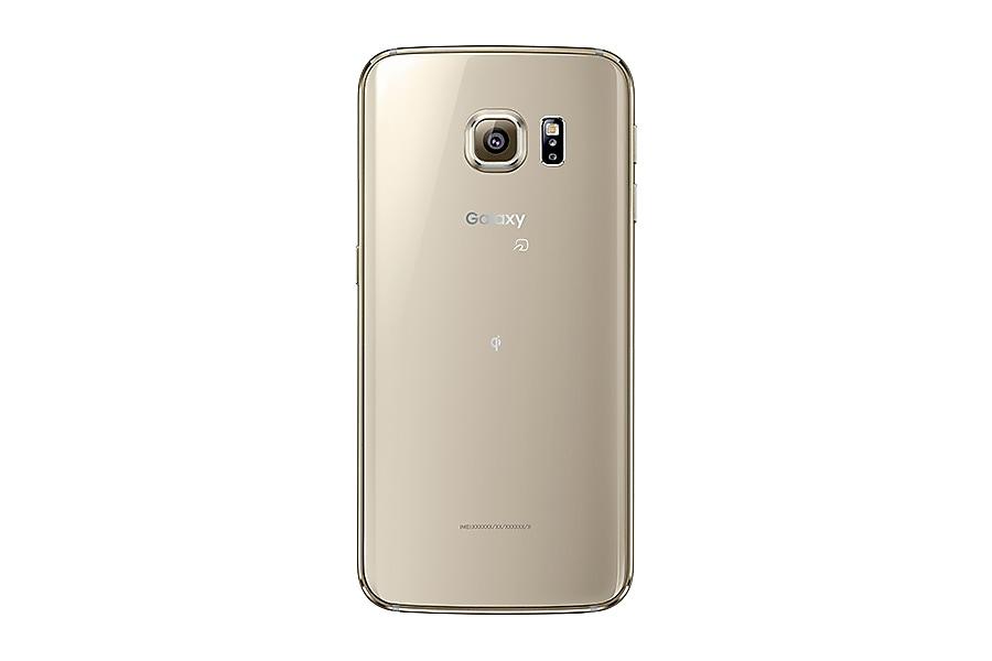 SM-G925Z Back Gold