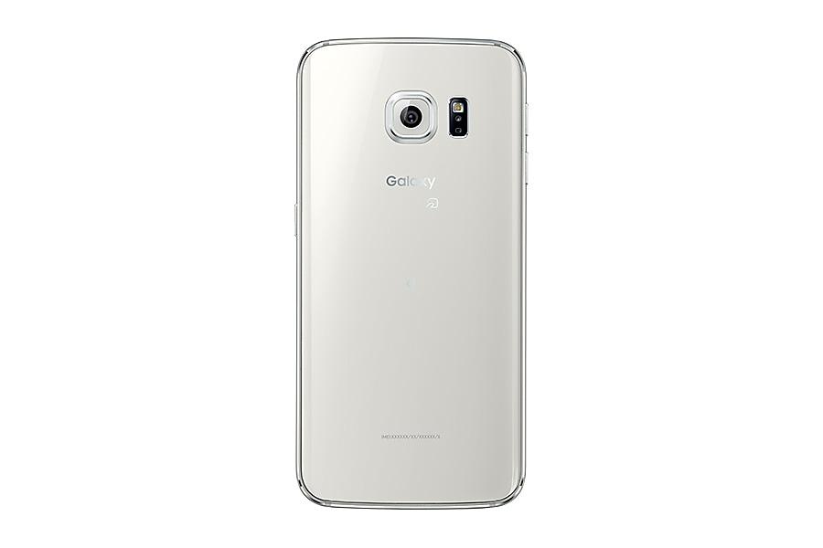 SM-G925Z Back White