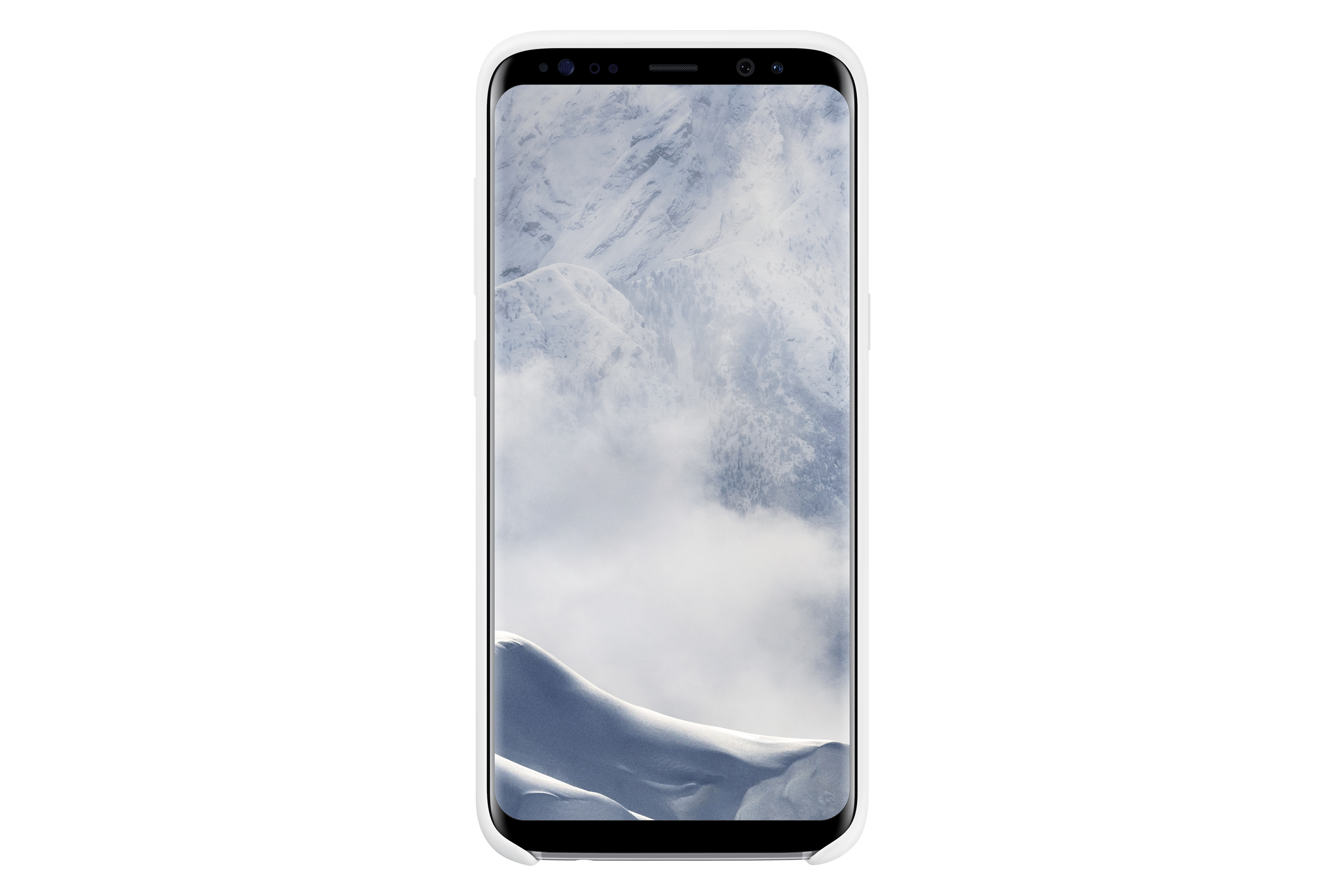 Чехол Silicone Cover (Galaxy S8)
