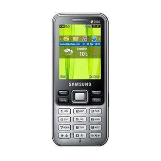 GT-C3322 Вид спереди (GT-C3322, Samsung Lakota DS)